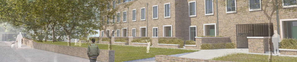 Housing in Enfield