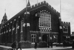 Edmonton Town Hall circa 1945