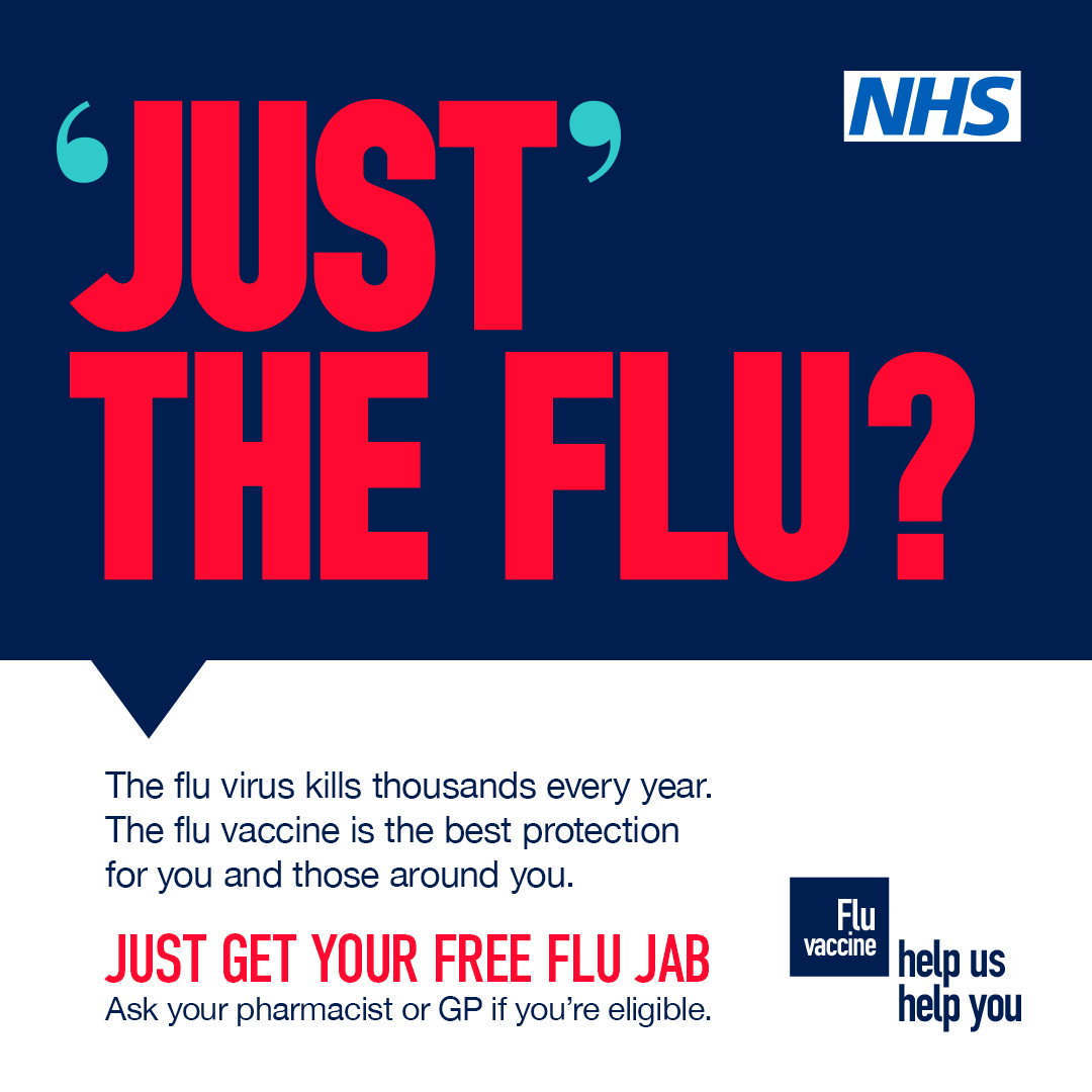 Flu Vaccination – Stay Well