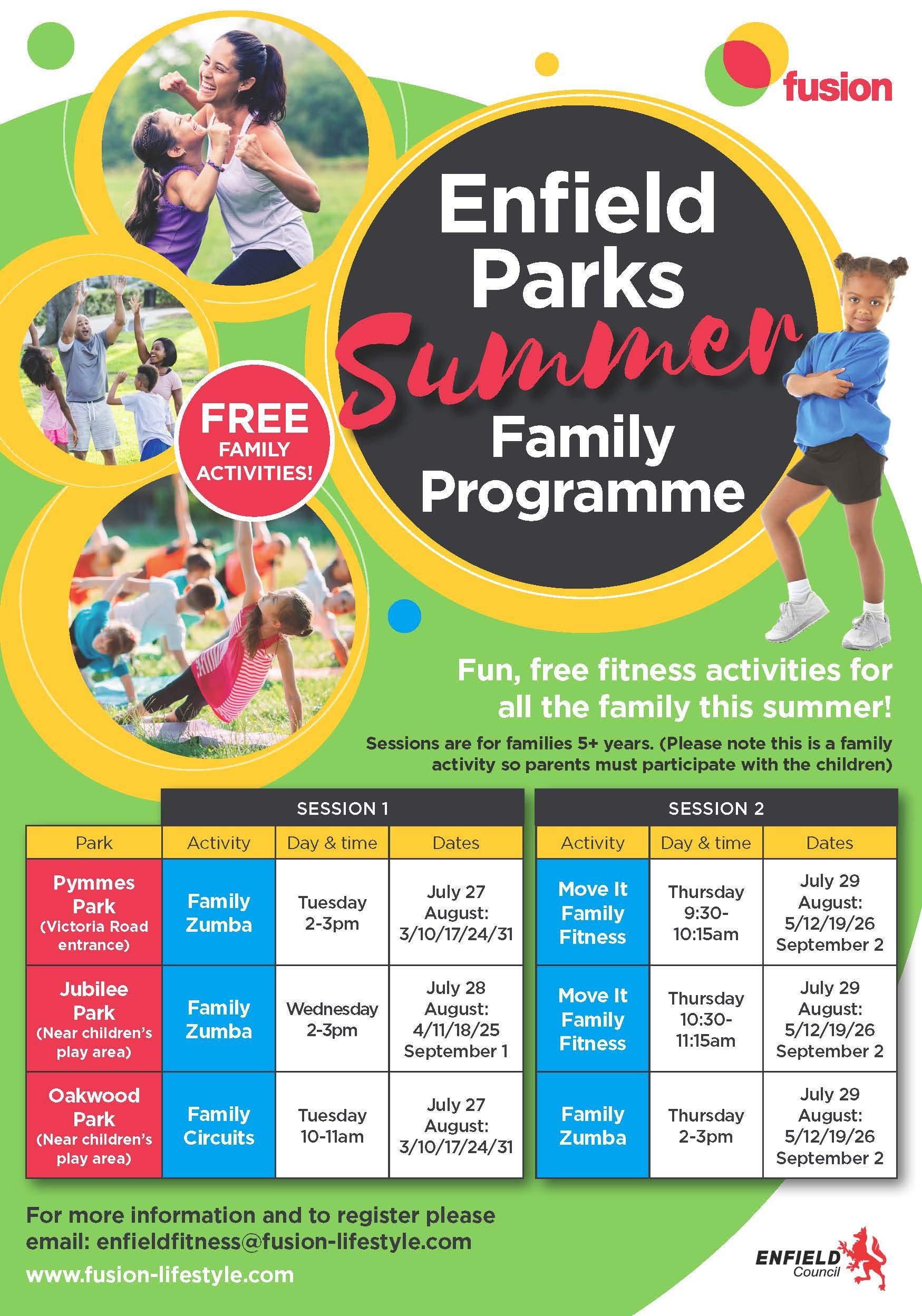 Family Parks Programme