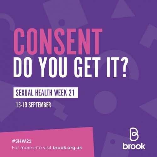 Sexual Health Week 2021 (13-19 Sep)