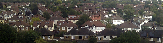 Houses in Enfield
