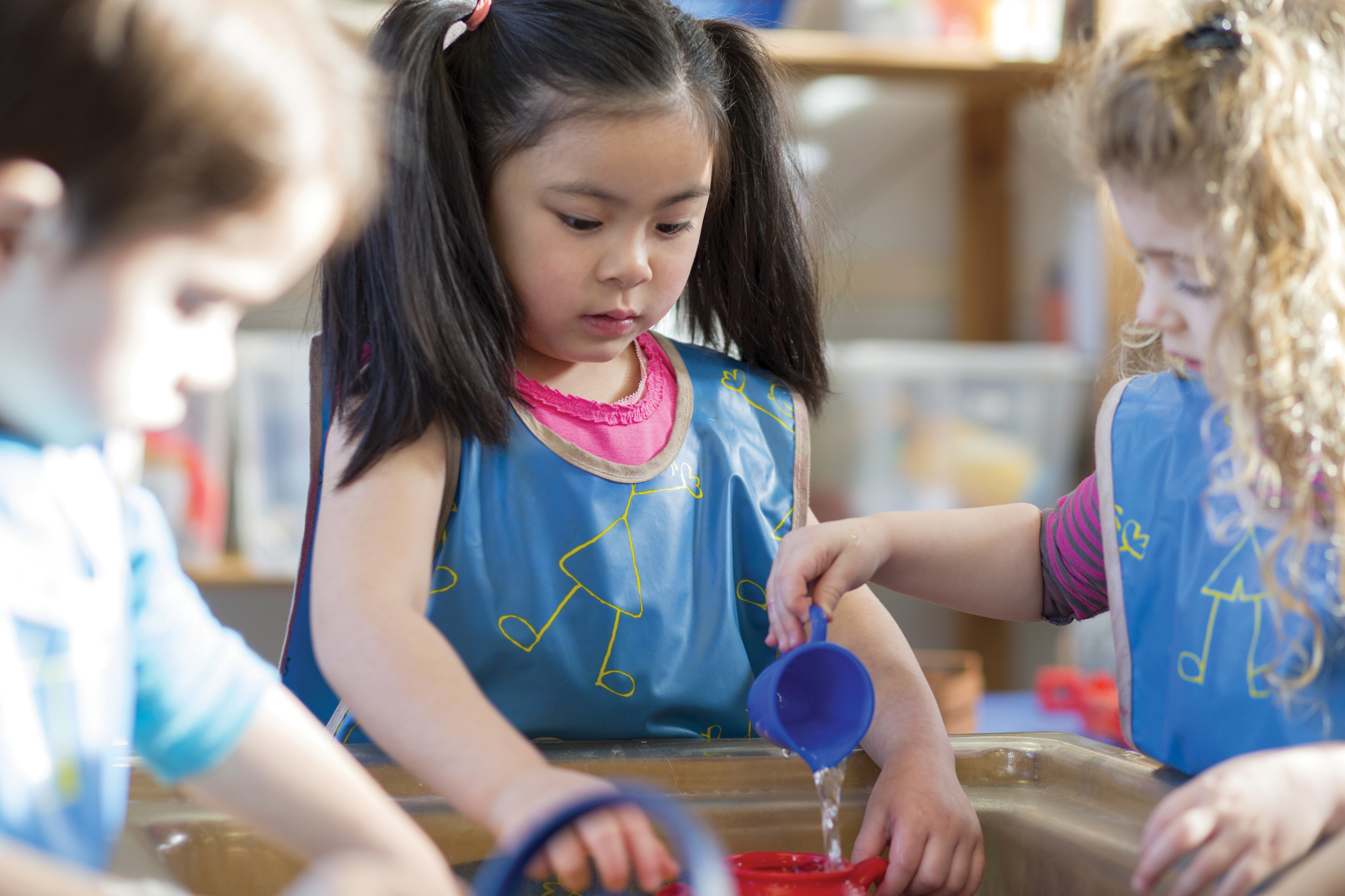 The Free Enlement Previously Nursery Education Funding Allows 3 And 4 Year Old Children To Access Up 15 Hours Of Funded Early